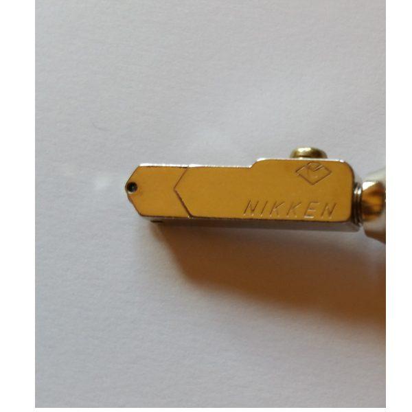 NIKKEN Esatzkopf NC-X02T schmal 6-12mm (Glasdicke)